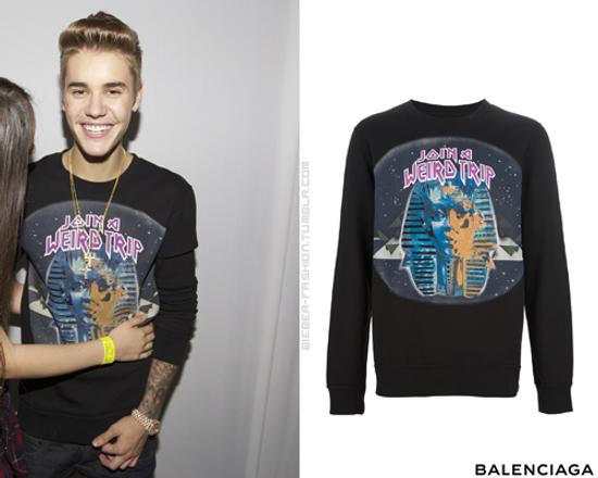Balenciaga Join a Weird trip sweatshirt Size US XS / EU 42 / 0 - 2