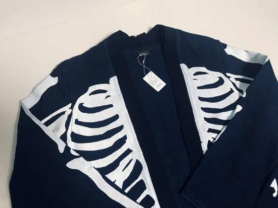 Kapital KAPITAL IDG indigo kakashi cardigan kimono bone Japan 2 Size US M / EU 48-50 / 2 - 4