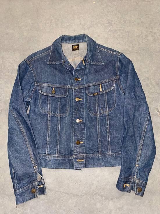 Vintage vintage 80s lee denim trucker jacket Size US M / EU 48-50 / 2 - 1