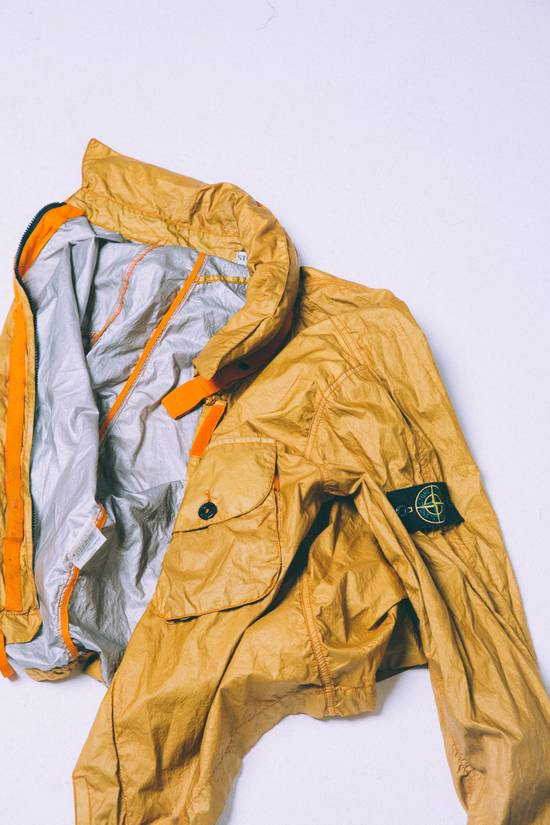 Stone Island Orange Light Jacket Size US L / EU 52-54 / 3 - 3