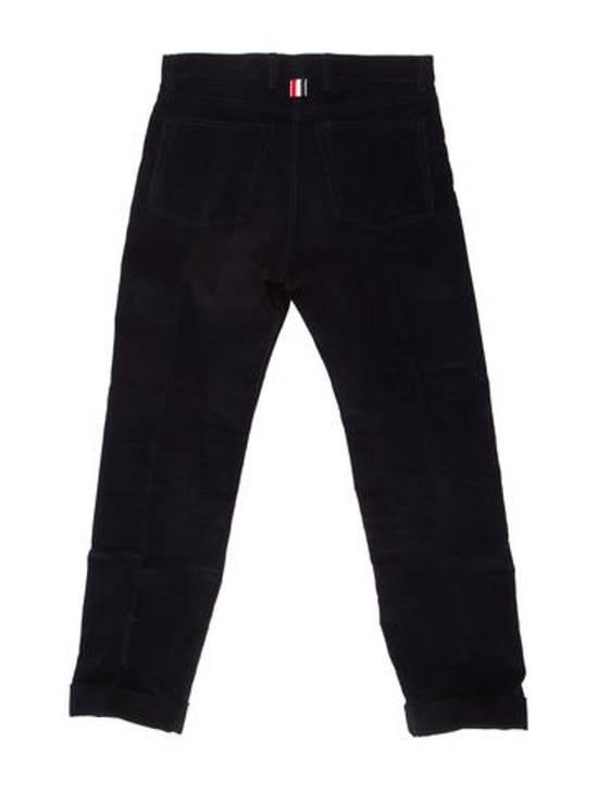 Thom Browne Thom Browne corduroy slim leg cropped pants Size US 32 / EU 48