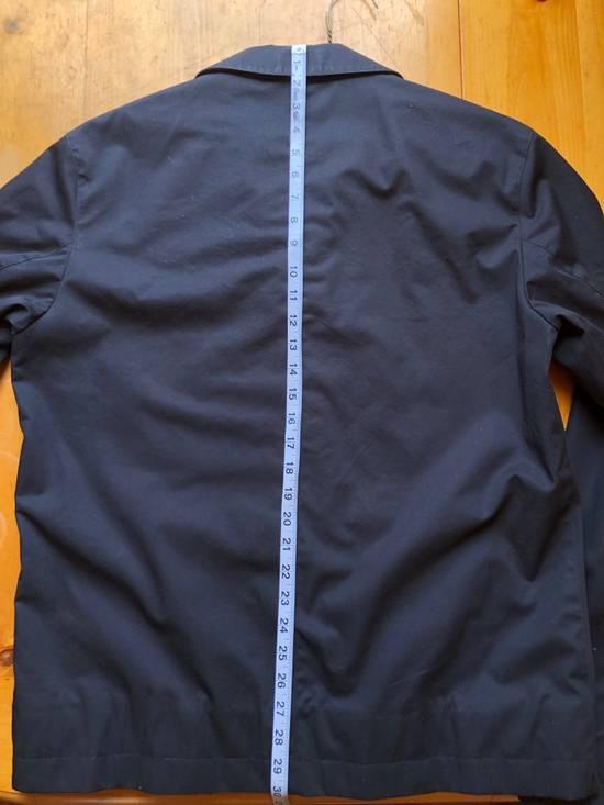 Norse Projects Tyge Gabardine Flight Jacket in Black Size US L / EU 52-54 / 3 - 4