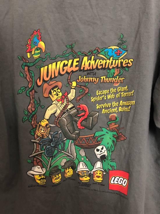 Vintage Vintage LEGO Jungle Adventures olive green t-shirt Size US M / EU 48-50 / 2 - 1