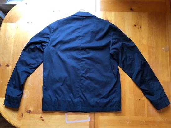 Norse Projects Tyge Gabardine Flight Jacket in Black Size US L / EU 52-54 / 3 - 1