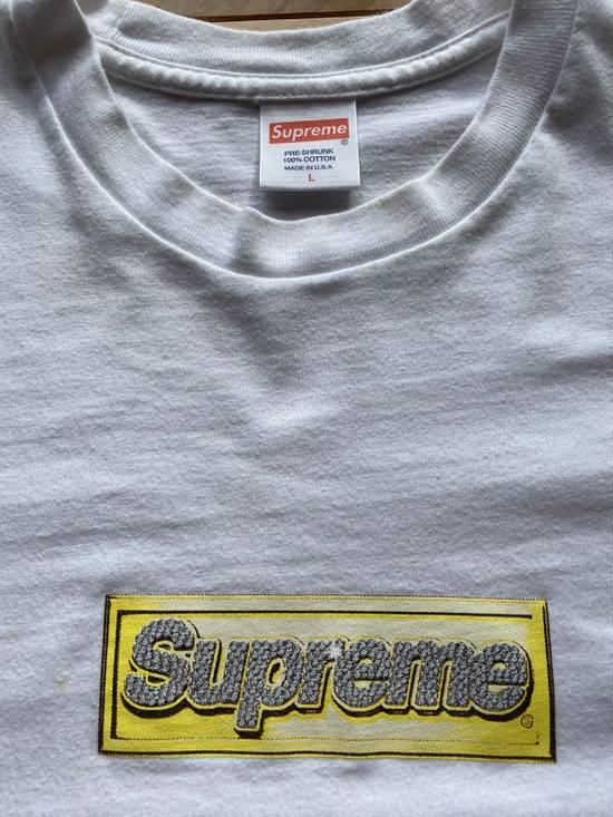 Supreme Supreme Bling Box Logo White Size L SS 2013 Size US L / EU 52-54 / 3 - 1