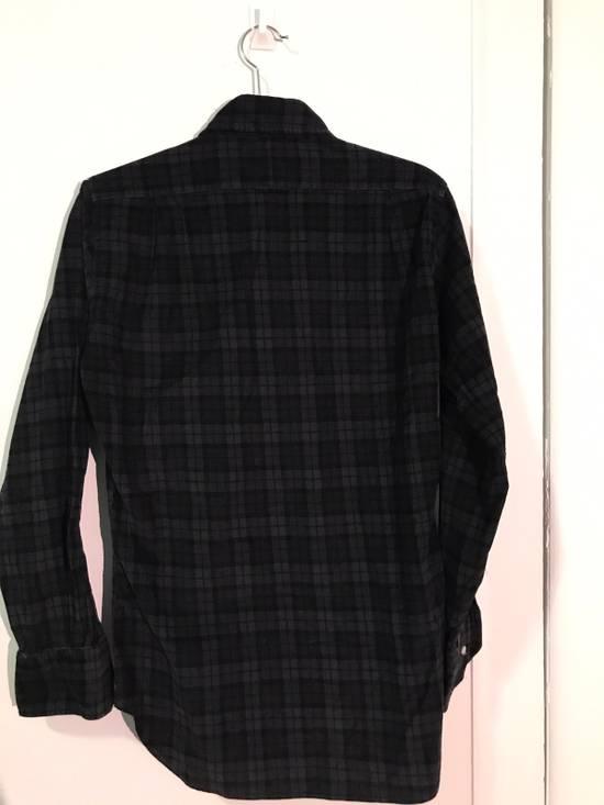 Thom Browne Thom Browne Black&Brown Flannel Size US S / EU 44-46 / 1 - 1
