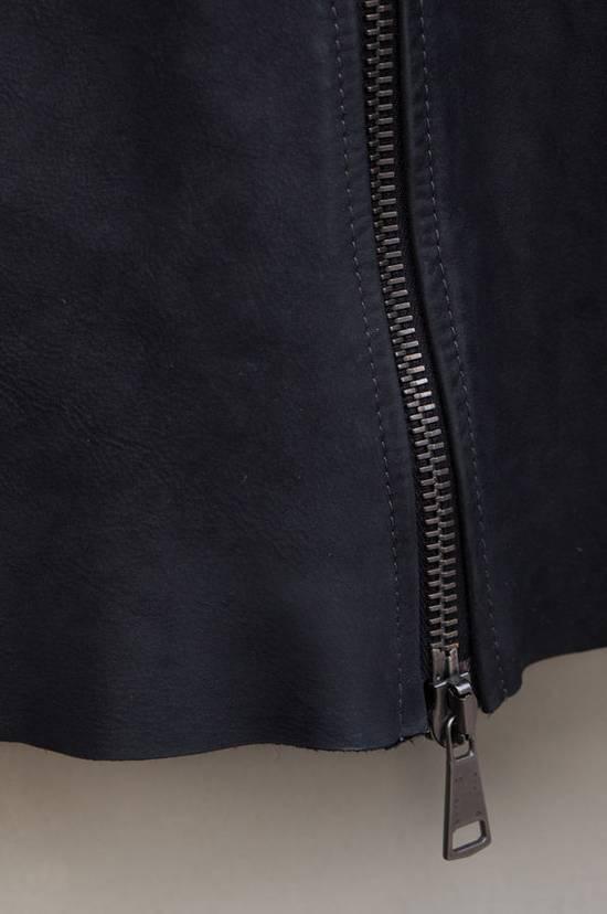 10sei0otto Oiled Calf Leather Jacket Size US M / EU 48-50 / 2 - 2