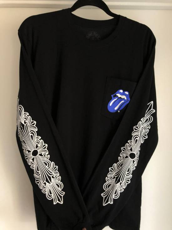 Chrome Hearts Very Rare New Blue Rolling Stone Collab Size US L / EU 52-54 / 3 - 1