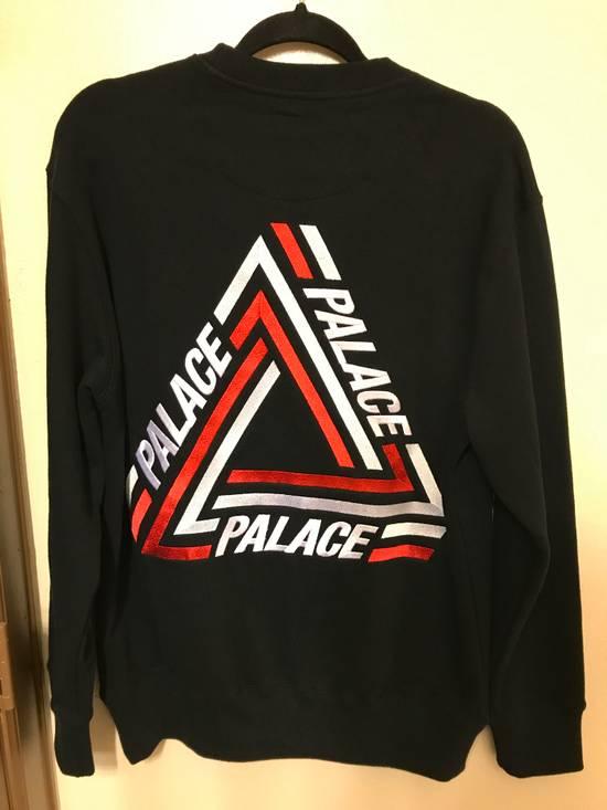 Palace Palace Tri-Crib Crew Black Size US M / EU 48-50 / 2