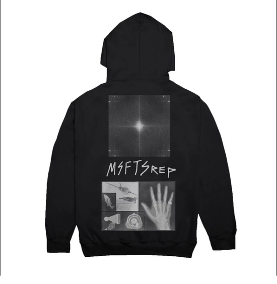 Msftsrep Msfts Pain Hoodie Jaden Smith Sold Out! | Grailed
