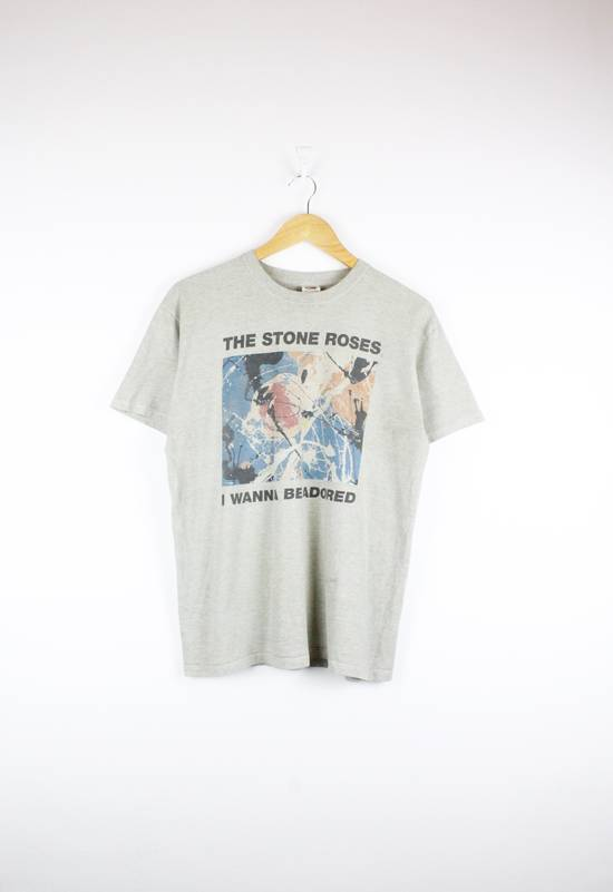 Vintage Vintage The Stone Roses I Wanna Be Adored Graphic T-shirt Size US M / EU 48-50 / 2