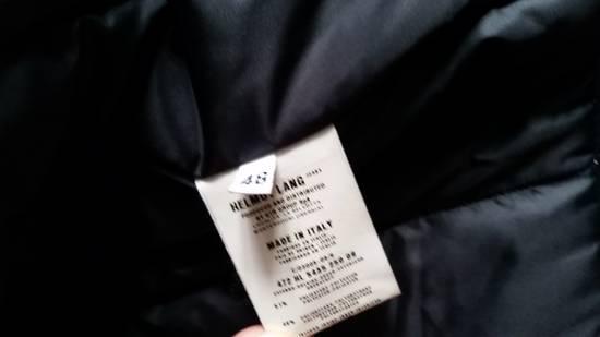 Helmut Lang OG bauhaus vynil coated padded jacket Size US M / EU 48-50 / 2 - 3