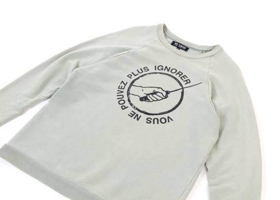 Raf Simons S/S 02 Crewneck Sweatshirt Size US M / EU 48-50 / 2 - 2