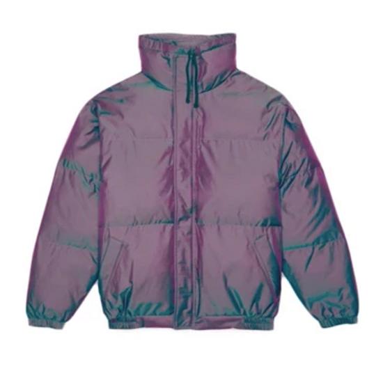 Pacsun Fear of god essentials puffer jacket-iridescent Size US L / EU 52-54 / 3