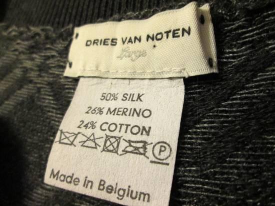 Dries Van Noten Silk/merino sweater Size US L / EU 52-54 / 3 - 1