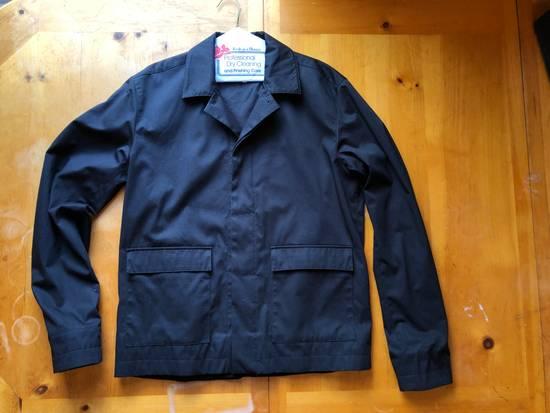 Norse Projects Tyge Gabardine Flight Jacket in Black Size US L / EU 52-54 / 3