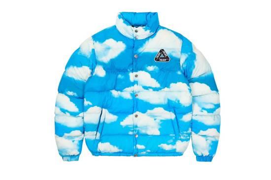 Palace Palace x Moschino Blue Cloud Puffer Jacket Size US M / EU 48-50 / 2 - 1