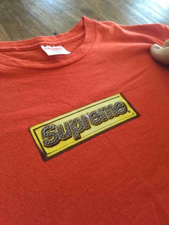 Supreme 1998 Bling Box Logo Tee Size US M / EU 48-50 / 2 - 5