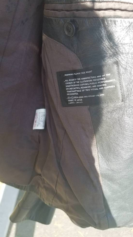 Julius FW05 fencing leather, size 2, fits S/46 Size US S / EU 44-46 / 1 - 8