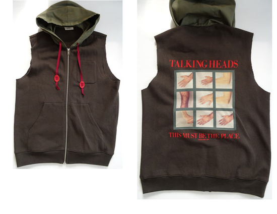 Undercover Talking Heads Hoodie S/S 2013 Size US M / EU 48-50 / 2 - 1