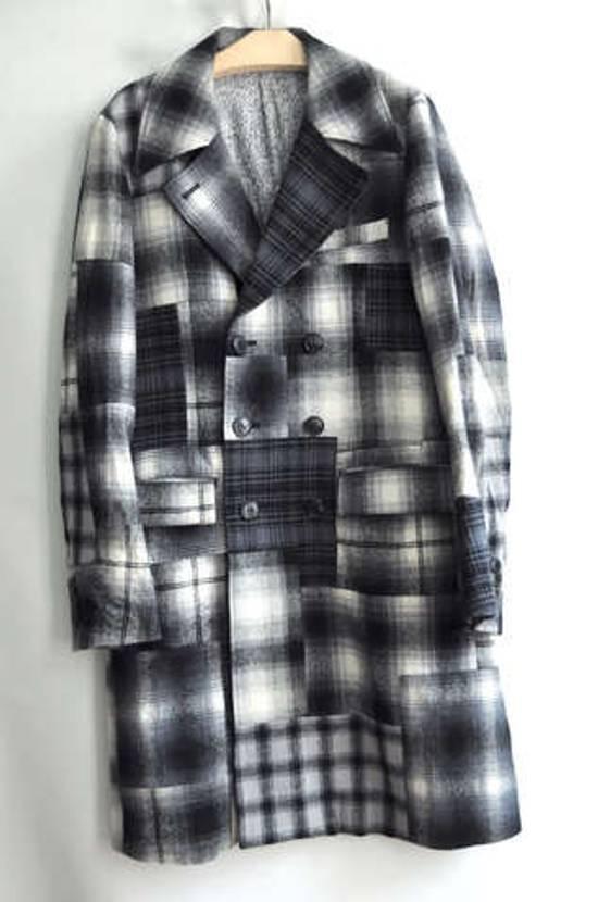 Number (N)ine 2007 Patchwork coat Size US M / EU 48-50 / 2