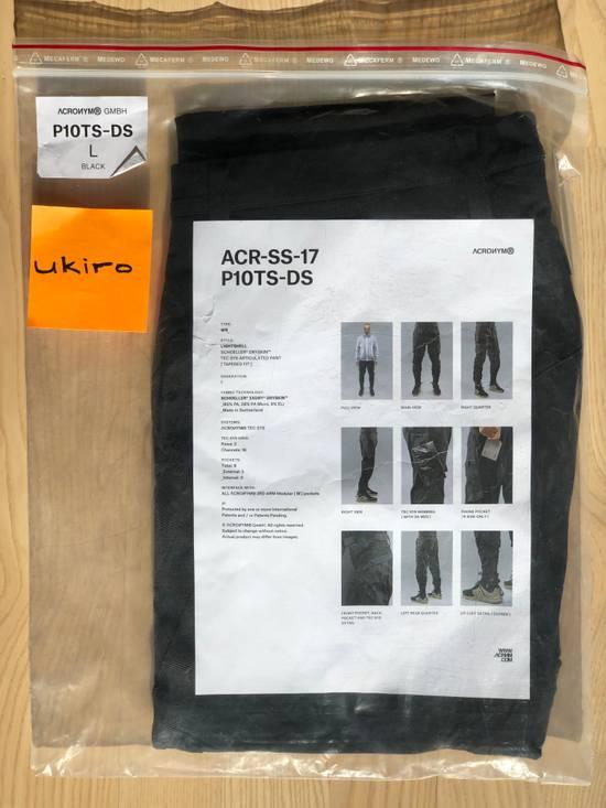 Acronym Acronym P10TS-DS size L mint condition Size US 34 / EU 50