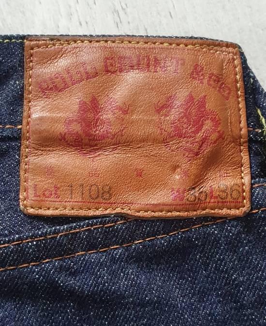 Full Count & Co. Full Count 1108 13.7oz Zimbabwe Cotton Size US 35 - 3