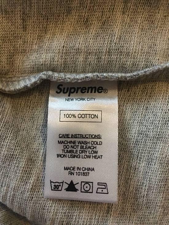 Supreme *Deadstock* FW16 Mini Box Logo LS Pocket Tee Shirt, NOS Bogo Size US L / EU 52-54 / 3 - 4