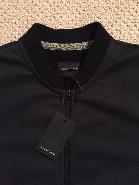 Wings + Horns Terry Coated Bomber Size US L / EU 52-54 / 3 - 3
