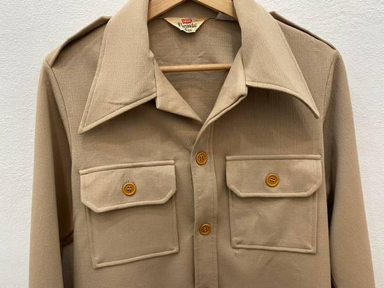 Vintage Levi's Panatella Button Up Long Sleeve Size US M / EU 48-50 / 2 - 2