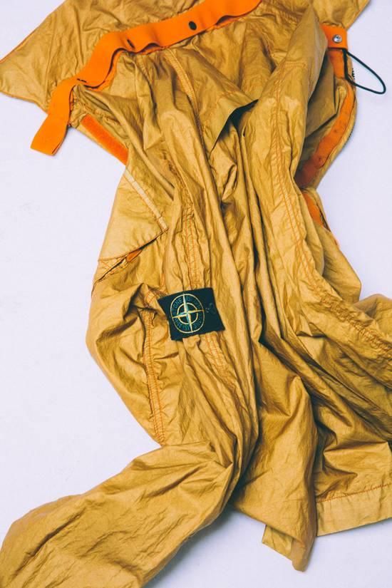 Stone Island Orange Light Jacket Size US L / EU 52-54 / 3 - 4