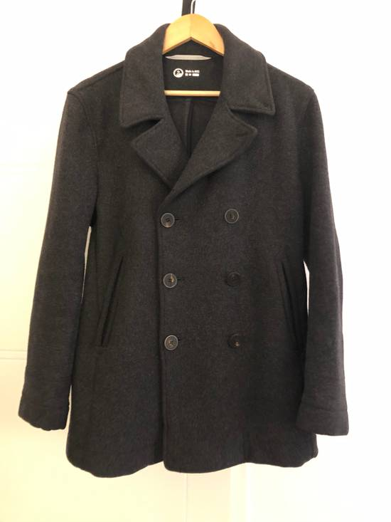 Outlier Liberated Wool Peatcoat Size US M / EU 48-50 / 2