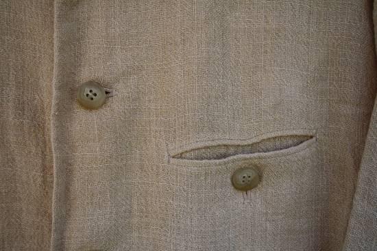 Issey Miyake Linen Mao Jacket Size US M / EU 48-50 / 2 - 1