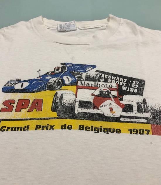 Vintage Vintage Distressed/Very Worn Grand Prix Belgique 1987 Size US L / EU 52-54 / 3 - 2