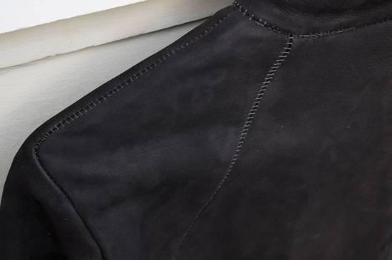 10sei0otto Oiled Calf Leather Jacket Size US M / EU 48-50 / 2 - 4