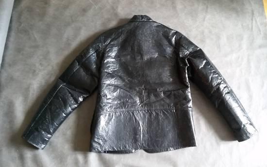 Helmut Lang OG bauhaus vynil coated padded jacket Size US M / EU 48-50 / 2 - 1