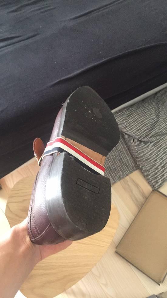 Thom Browne Buckled Wingtip Brogues Size US 10 / EU 43 - 1