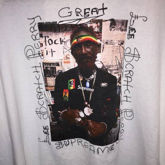 "Supreme Lee ""Scratch Perry"" for Supreme tee Size US L / EU 52-54 / 3 - 1"