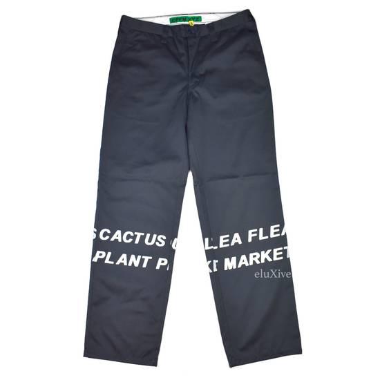 Cactus Plant Flea Market Navy Hi-Vis Safety Pants DS Size US 34 / EU 50