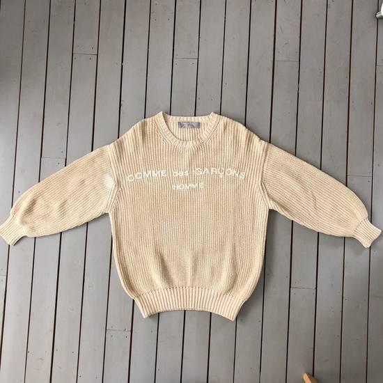 Comme des Garcons rare 80s comme des garçons homme sweater kanye west supreme Size US L / EU 52-54 / 3 - 8