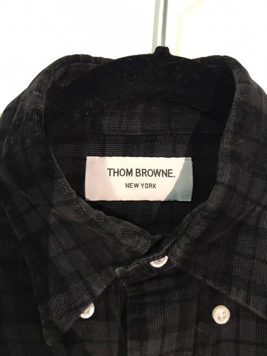 Thom Browne Thom Browne Black&Brown Flannel Size US S / EU 44-46 / 1 - 2