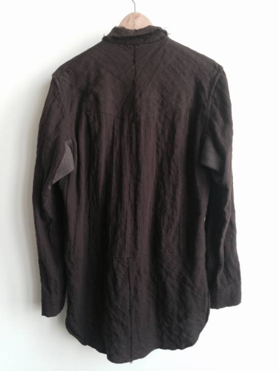 Takahiromiyashita The Soloist. Zipper Work Shirt Jacket Size US M / EU 48-50 / 2 - 5