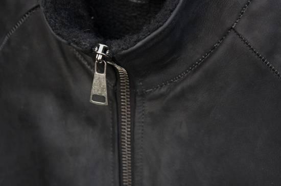 10sei0otto Oiled Calf Leather Jacket Size US M / EU 48-50 / 2 - 5