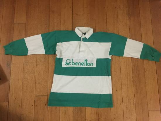 Benetton Classic Rugby Top Size US M / EU 48-50 / 2