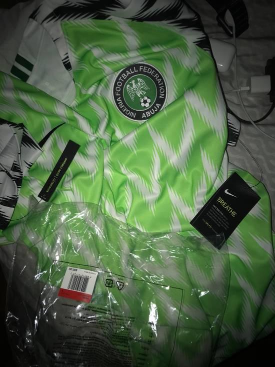 Nike Nigeria Football Soccer World Cup Jersey shirt 2018 Size US S / EU 44-46 / 1 - 3