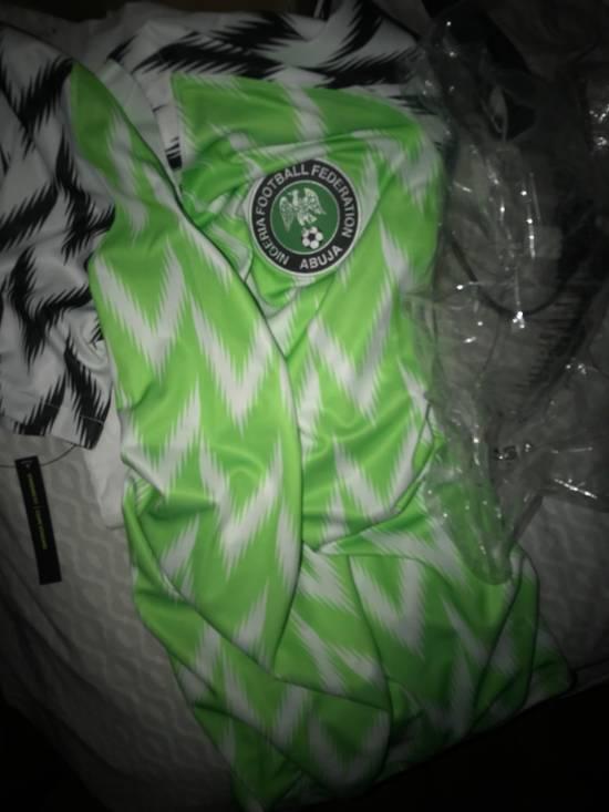 Nike Nigeria Football Soccer World Cup Jersey shirt 2018 Size US S / EU 44-46 / 1 - 2