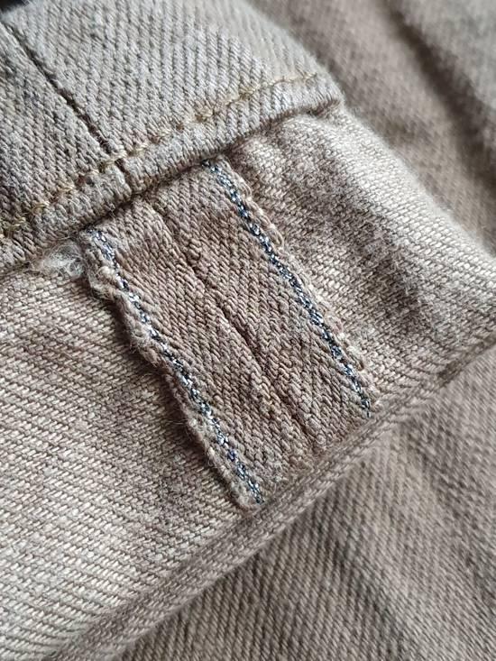 Samurai Jeans SAMURAI JEANS SJ42CP 15OZ. HEAVY CHINO PANTS Size US 35 - 6