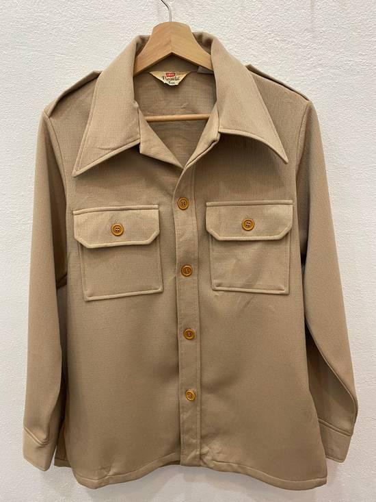 Vintage Levi's Panatella Button Up Long Sleeve Size US M / EU 48-50 / 2