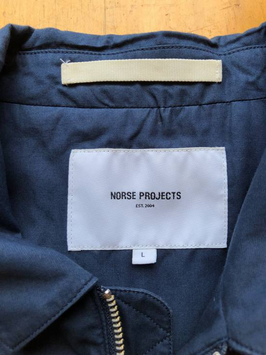 Norse Projects Norse Projects Trygve Cotton Panama Size US L / EU 52-54 / 3 - 2