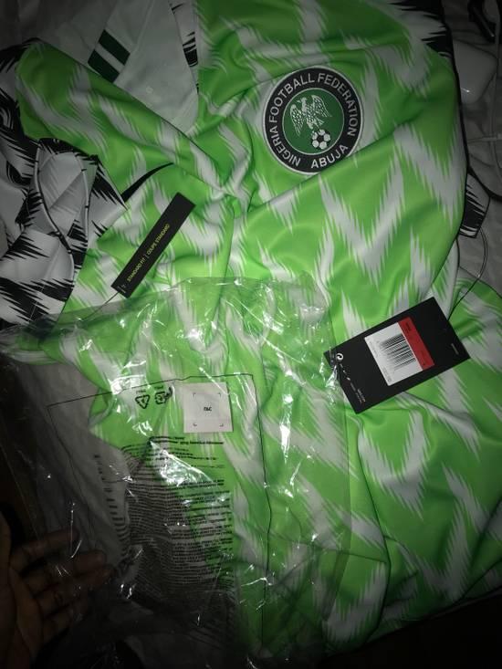 Nike Nigeria Football Soccer World Cup Jersey shirt 2018 Size US S / EU 44-46 / 1 - 1